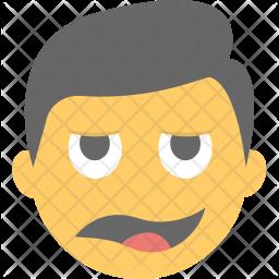 Doh Face Icon