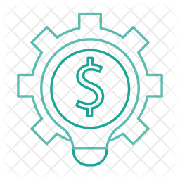 Dollar optimization Icon
