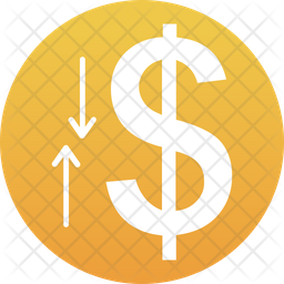 Dollar Value Icon