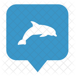 Dolphin show Icon