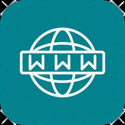 Domain, Age, Checker, Www Icon