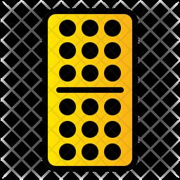 Domino Gradient Icon