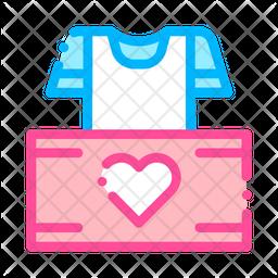 Donate Clothe Icon