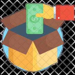 Donation Flat Icon