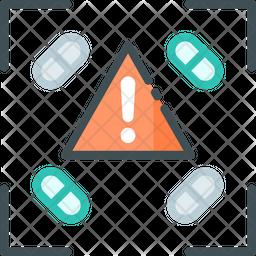 Dosage Error Detection Icon