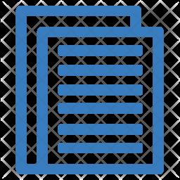 Doubledoc Icon