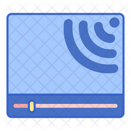 Downlink Stream Icon