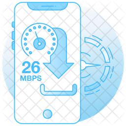 Download Speed Test Icon