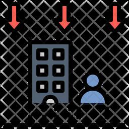 Downsizing Icon