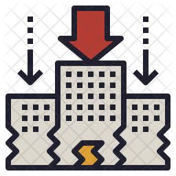 Downsizing Company Icon