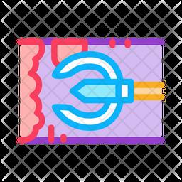 Drain Claw Icon