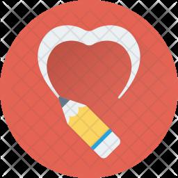 Draw Heart Icon
