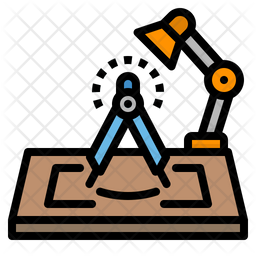Drawing Table Icon