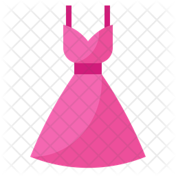 Dress Icon Of Flat Style Available In Svg Png Eps Ai Icon Fonts
