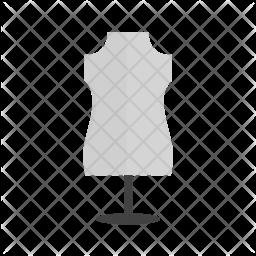 Dress holder Icon