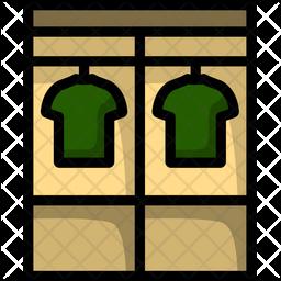 Dressing Room Icon