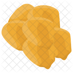 Dried Apricots Icon