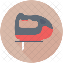 Drill Machine Icon