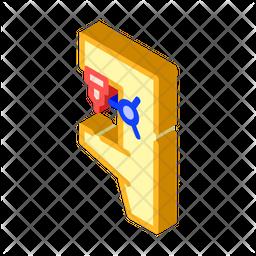 Drilling Machine Icon