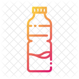 Drink Gradient Icon