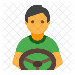 Driver Icon Of Flat Style Available In Svg Png Eps Ai Icon Fonts