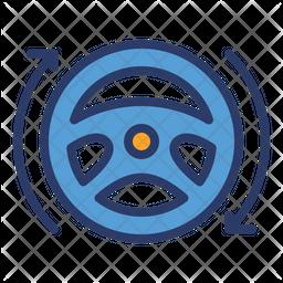 Driverless Icon