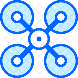 Drone Icon Of Colored Outline Style Available In Svg Png Eps Ai Icon Fonts