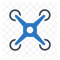 Drone Icon Of Flat Style Available In Svg Png Eps Ai Icon Fonts