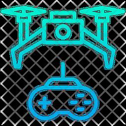 Drone Remote Icon