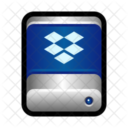 Dropbox drive Icon