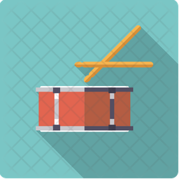 Marching Drum Icon