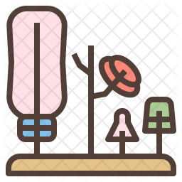 Drying rack Icon