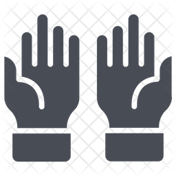 Dua Glyph Icon