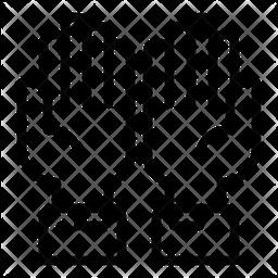 Dua Line Icon