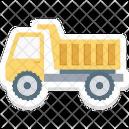 Dump Truck Icon