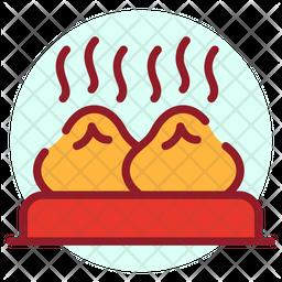 Dumplings Icon