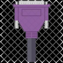 DVI Cable Icon