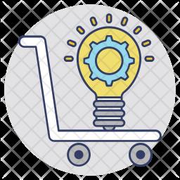 E-Commerce Solution Icon