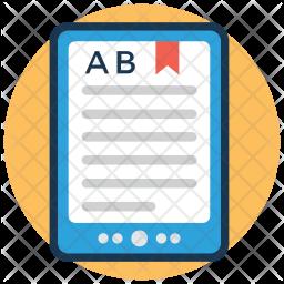 E-document Icon