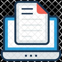 E-documents Icon