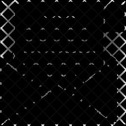 E Mail Marketing Glyph Icon