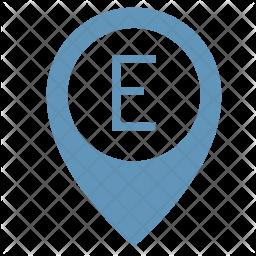E place Icon