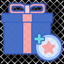 Earn Reward Points Icon