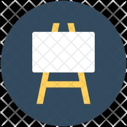 Easel Icon