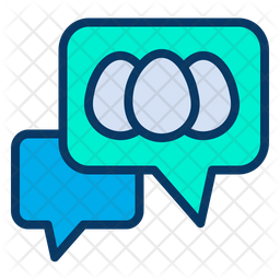 Easter Message Icon