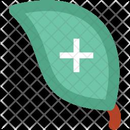 Eco Colored Outline Icon