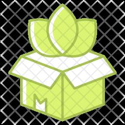 Eco delivery Icon