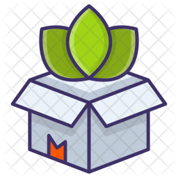 Eco package Icon