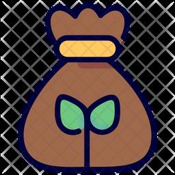 Ecological bag Icon