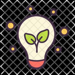 Ecological Idea Icon